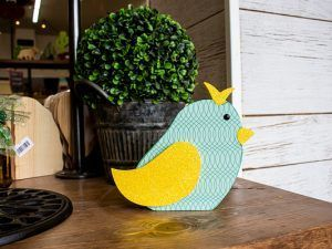 Spring Fiver Bird