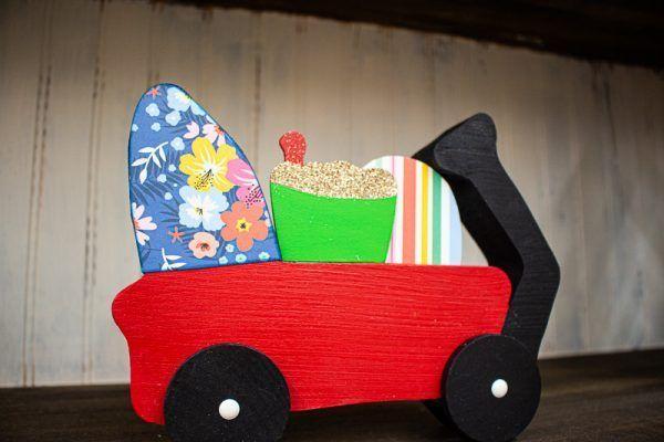 Summer Beach Wagon