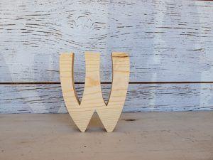 standard W lower