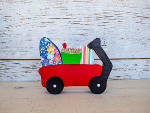 Summer Beach Wagon Fiver