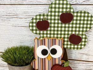 Fall Owl Stackables