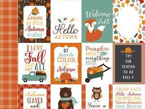 Fall Paper Collection