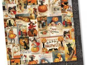 Halloween Paper Collection
